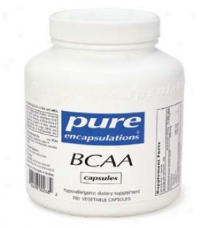 Pure Encap's Bcaa 600mg 90vcaps
