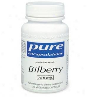 Genuine Emcap's Billberry 80mg 60vcaps