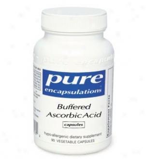Pure Encap's Buffered Ascorbic Acid 90vcaps