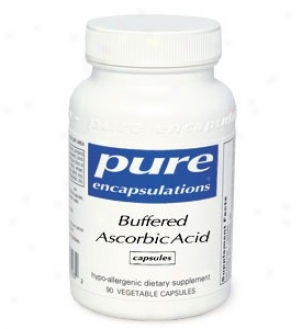 Pure Encap's Buffered Ascorbic Acid Powder 227gm