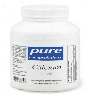 Phre Encap's Calcium Citrate 150mg 90vcaps