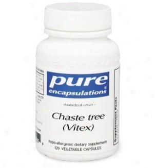 Pure Encap's Refined Tree (vitex) 120vcaps