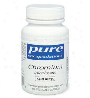 Pure Encap's Chromium Picolinate 200mcg 180vcaps