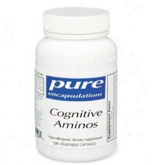 Pure Encap's Cognitive Aminos 120vcaps