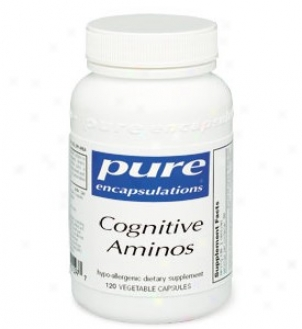 Pure Encap's Cognitive Aminos 60vcaps