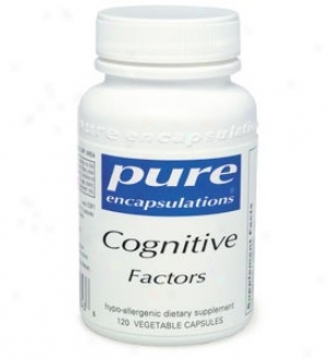 Pure Encap'w Cognitive Factors 120vcaps