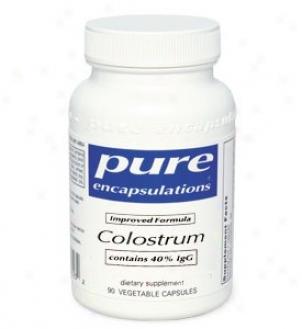 Pure Encap's Colostrum 40% Igg 450mg 180vcaps