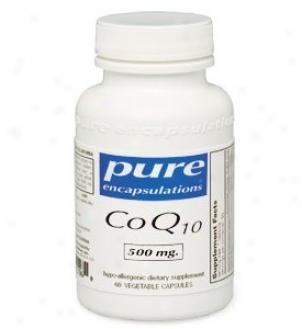 Pure Encap's Coq10 120mg 60vcaps