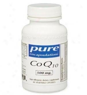 Pure Encap's Coq10 30mg 120vcaps