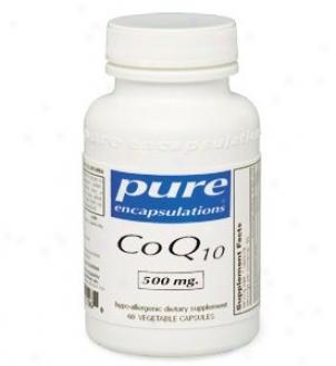 Purd Encap's Coq10 60mg 30vcaps