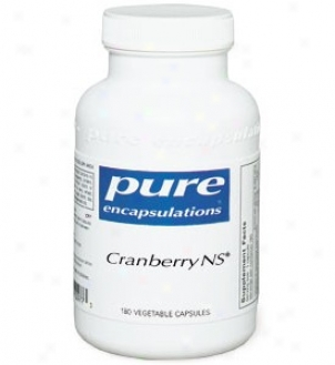 Genuine Encap's Cranberry Ns 500mg 90vcaps