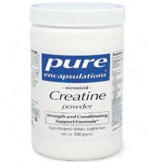Pure Encap's Creatine Powder - Micronized 250gm