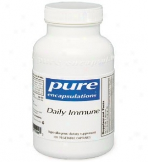 Pure Encap's Diurnal Immume 120vcaps