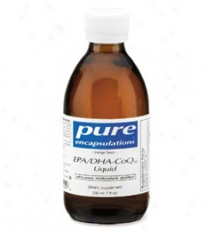 Pure Encap's Epa/dha Coq10 Liquid 200ml