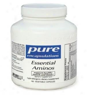 Pure Encap's Essential Aminos 180vcaps