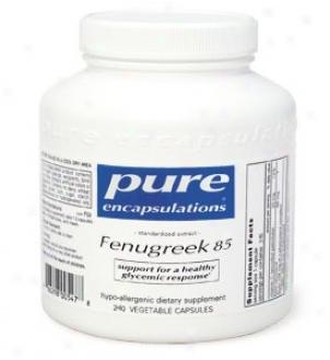 Pure Encap's Fenugreek 85 120vcaps