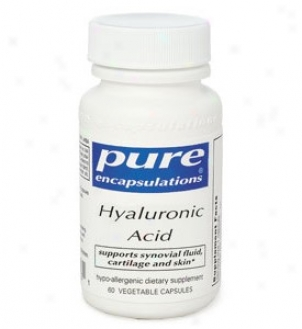 Pure Encap's Hyaluronic Acid 70mg 180vcaps