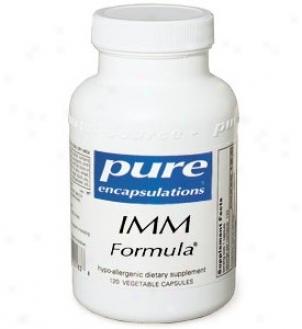 Pure Encap's Imm Formula 120vcaps