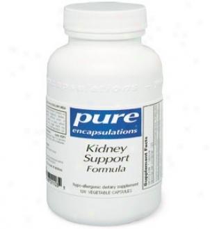 Pure Encap 's Kidney Support Formula 60vcaps