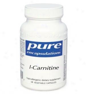 Pure Encap's L-carnitine 340mg 120vcaps