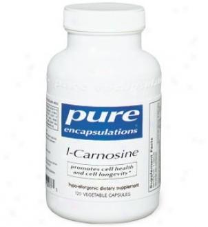 Pure Encap's L-carnosine 500mg 60vcaps