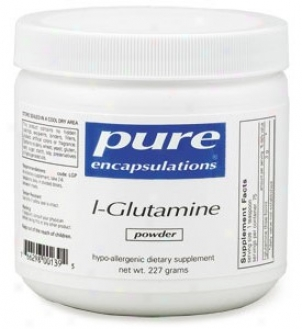 Pure Encap's L-glutamine 500mg 90vcaps