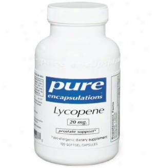 Pure Encap's Lycopene 20mg 60sg
