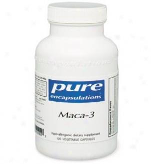 Pure Encap's Maca-3 60caps