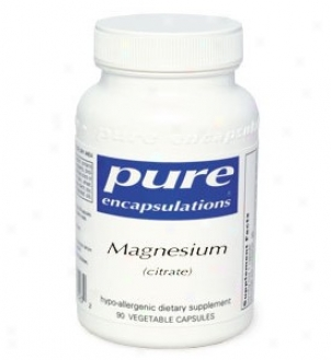 Pure Encal's Magnesium 120my 90vcaps