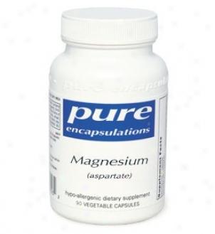 Pure Encap's Magnesium Aspartate 90vcaps