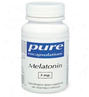 Pure Encap's Melatonin 0.5mg 180vcaps