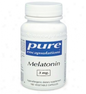 Pure Encap's Melatonin 0.5mg 60vcaps