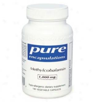 Pure Encap's Methylcobalamin 10000mcg 60vcaps