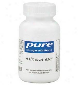Pure Encap's Minerzl 650 90vcaps