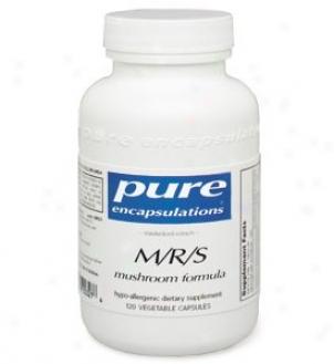 Pure Encap's M/r/s Mushroom Formula 120vcaps