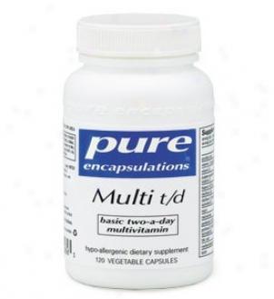 Pure Encap's Multi T/d 120vcaps