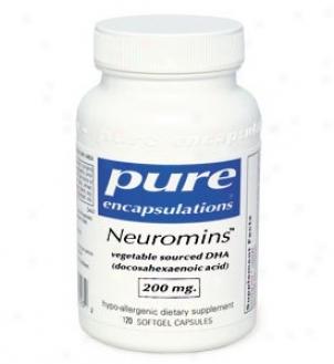 Pure Encap's Neuromins 100mg 120sg