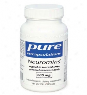 Pure Encap's Neuromins 200mg 60sg