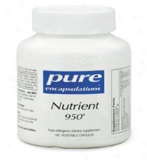 Pure Encap's Nutrient 950 180vcaps