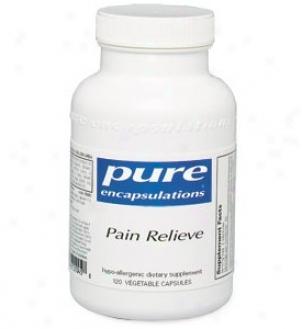Pure Encap's Pain Reliev e120vcapw