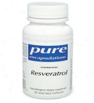 Pure Encap's Resveratrpl 200mg 120vcaps