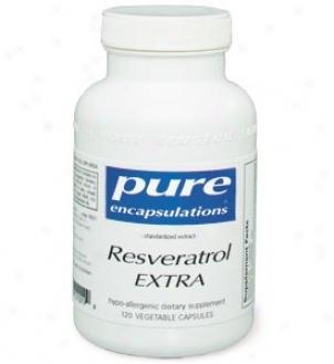 Pure Encap's Resveratrol Extra 120vcaps