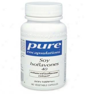 Pure Encap's So Issoflavones 40 180vcaps