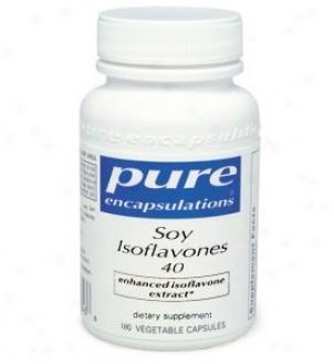 Pure Encap's Soy Isoflavones 40 90vcaps