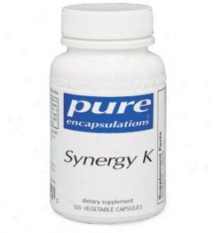 Puee Encap's Synergy K 60caps