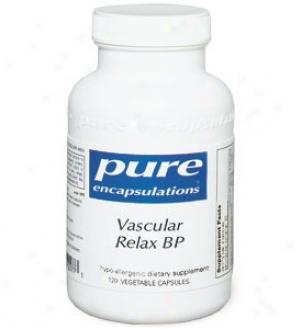 Pure Encap's Vascular Relax Bp 120vcaps