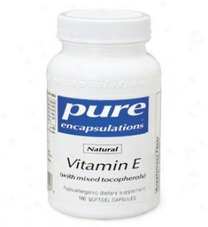 Pure Encap's Vitamin E 400iu 90sg