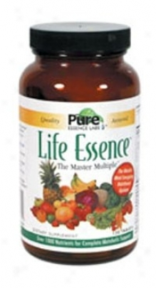 Pure Essence's Life Essence The Master Multiple Veg Formula 120tabs