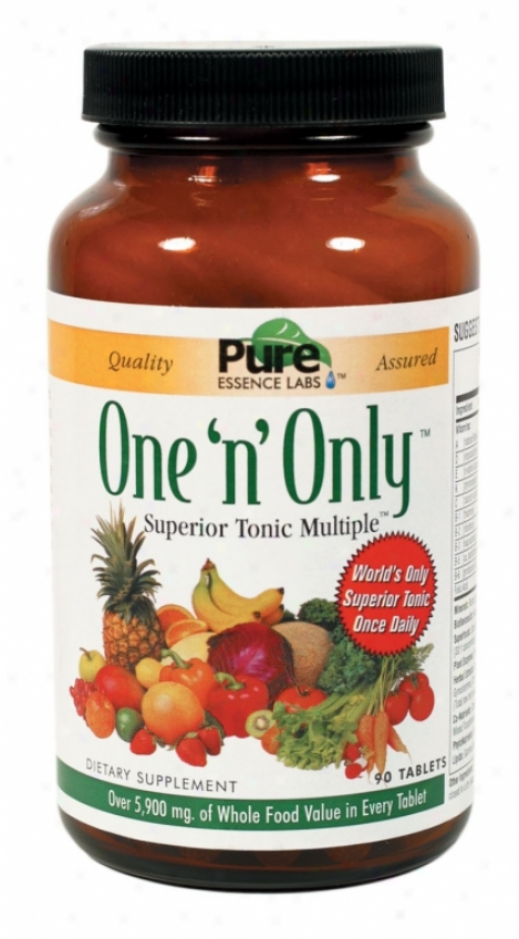 Pure Essence's One 'n' Only Super Tonic Multiple 30tabs