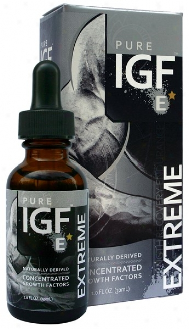Pure Solutions Pure Igf Extreme 1oz